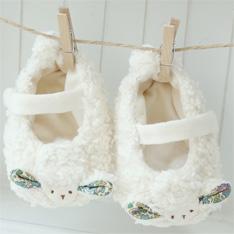 오가닉 아기양 리버티 신발 DIY