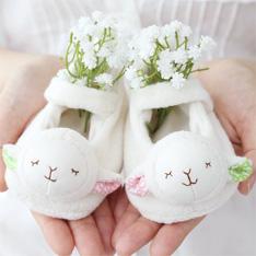 오가닉 아기양 레미 신발 만들기 DIY
