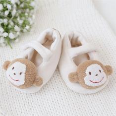 오가닉 아기 원숭이 신발 만들기 DIY