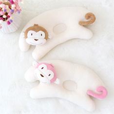 오가닉 원숭이 짱구베개 만들기 DIY