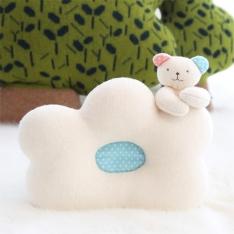 오가닉 구름 곰 짱구베개 만들기 DIY