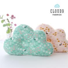 오가닉 구름 짱구베개 만들기 D.I.Y