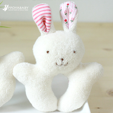 버니 토끼 딸랑이 만들기 DIY
